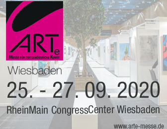 ARTe Wiesbaden 25. - 27. September 2020 RheinMain CongressCenter