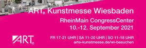 ARTe Wiesbaden 10. - 12. September 2021 RheinMain CongressCenter