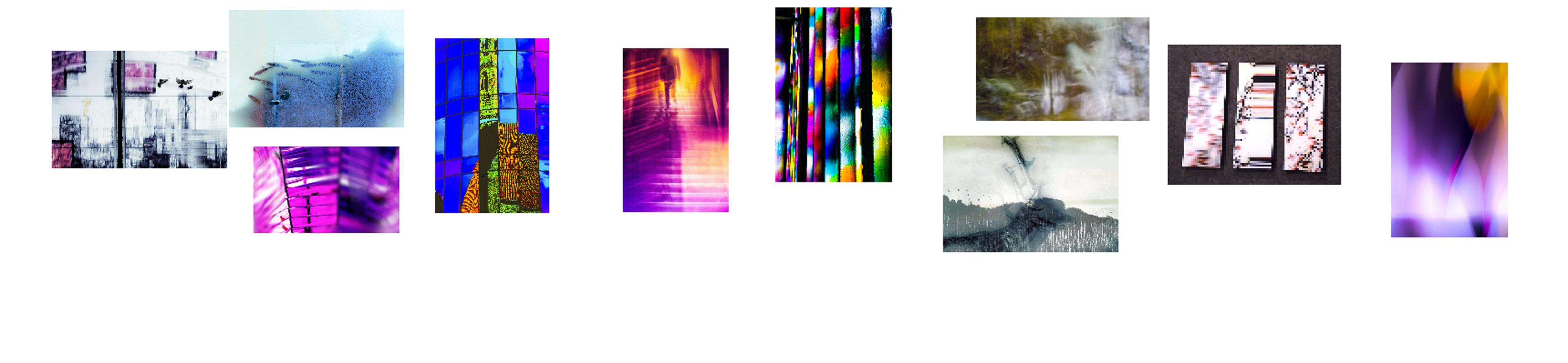 Galerie Ahlemann zeigt eine Auswahl von 10 verschiedenen Werken der Galeriekünstler/ -künstlerinnen Petra Jaenicke, Claudia Maria Weiser, Ralf Lindenau und Nicki Garz