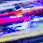 Galerie Ahlemann zeigt ein abstraktes Foto von Ralf Lindenau in der Kategorie Abstraktes in verschiedenen Farben