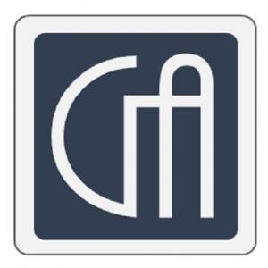 Logo der Galerie Ahlemann, Galerie für abstrakte Fotokunst