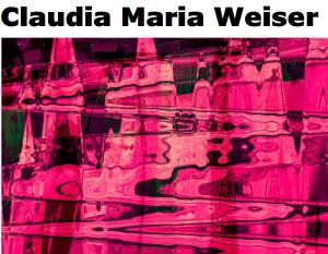 """Galerie Ahlemann stellt die Fotokünstlerin Claudia Maria Weiser mit ihrem Werk """"Netzwerk Pink"""" vor."""
